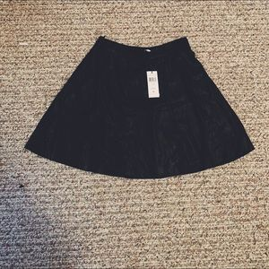 BCBG Black Skirt